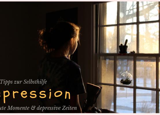 Depression depressive Stimmung Tipps Hilfe